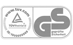 Cocinas alemanas, sello GS