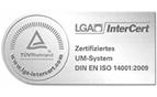Cocinas alemanas, certificado de calidad TUV